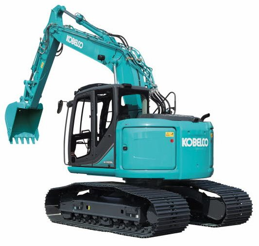Kobelco-SK140SRL-excavator-logging-specification