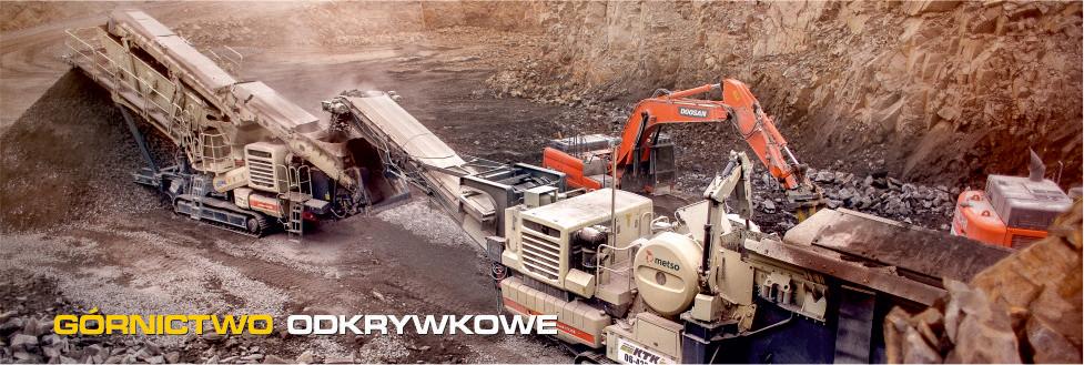 Górnictwo odkrywkowe