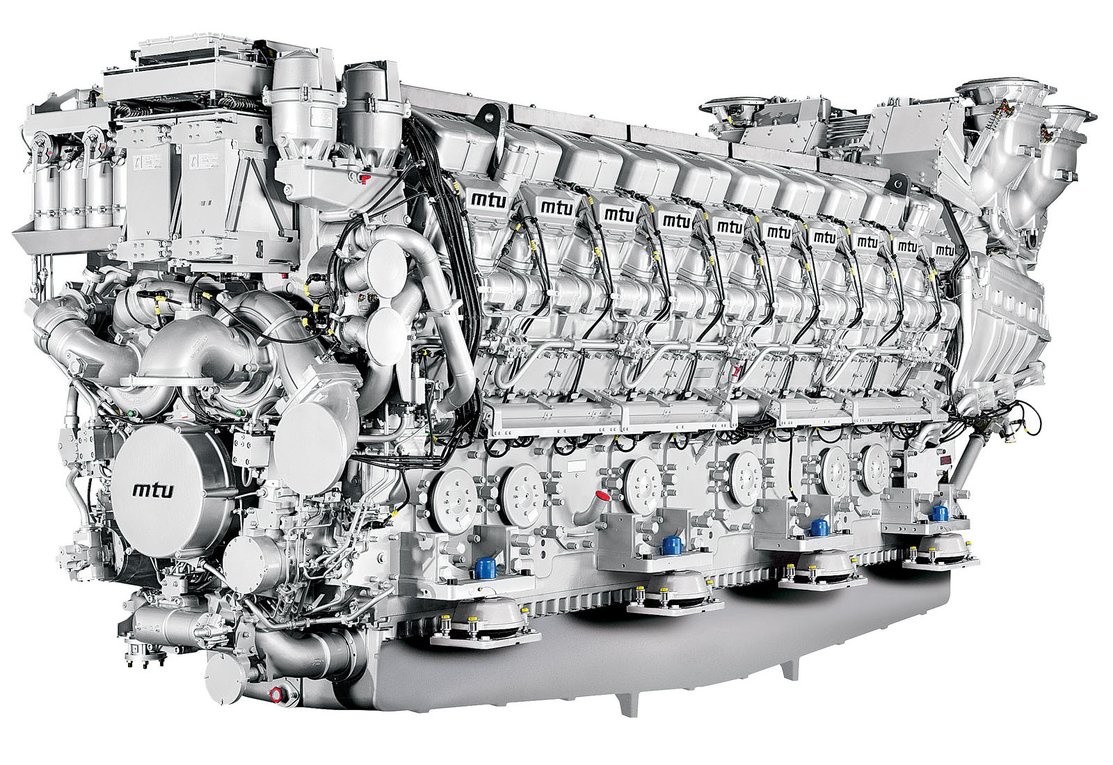 1002dp 02USS independence LCS 2MTU 20V 8000 M90 diesel engine